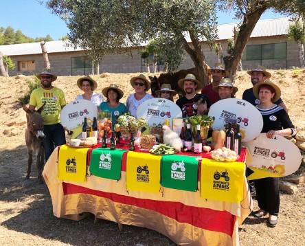 Imatge de la noticia Deu explotacions agràries de la Ribera obren portes aquest cap de setmana del Benvinguts a Pagès