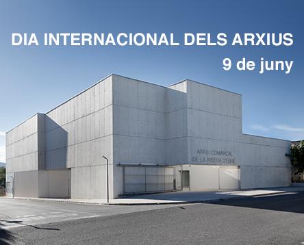 Imatge de la noticia L'Arxiu Comarcal celebra el Dia Internacional dels Arxius amb dues exposicions de Carmel Biarnés i la presentació d'una recerca arxivística sobre el franquisme a la Ribera