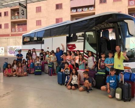 Imatge de la noticia 29 nens i nenes de la Ribera estan aquesta setmana a les colònies organitzades pel Consell Comarcal