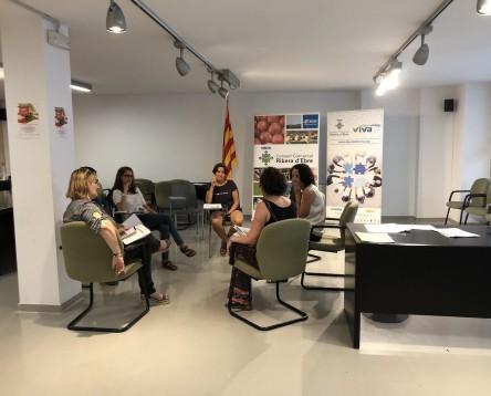 Imatge de la noticia La Ribera d'Ebre aposta per un catàleg de serveis per millorar la competitivitat de les empreses de la comarca