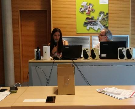 Imatge de la noticia L'oli riberenc Dolium explica la seva experiència en una jornada sobre comercialització de marques premium d'oli d'oliva el mateix dia que rep un premi a Israel