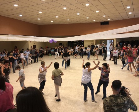 Imatge de la noticia Benissanet, capital de la jota en la novena edició de la Festa comarcal de la Jota de la Ribera d'Ebre