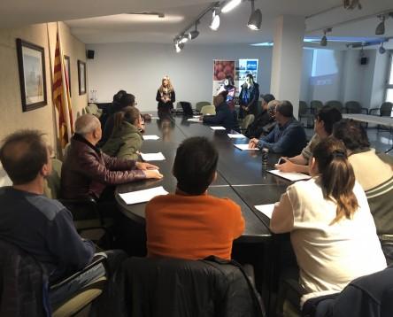 Imatge de la noticia 17 riberencs es reincorporen al mercat laboral gràcies al Pla d'Ocupació per reforçar les brigades de tots els pobles de la comarca