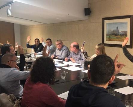 Imatge de la noticia El Ple del Consell aprova un pressupost de 6,32 milions d'euros per al 2019, amb la meitat de la despesa destinada a polítiques socials