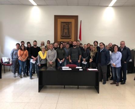 Imatge de la noticia La Ribera convoca un Consell d'Alcaldes extraordinari i urgent pel dipòsit de residus de Riba-roja d'Ebre