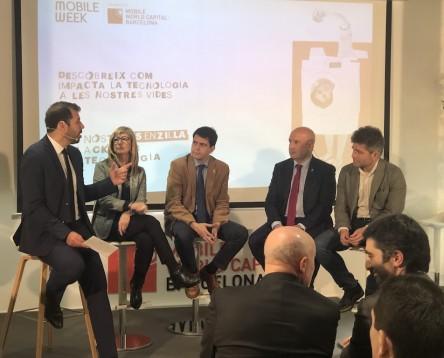 Imatge de la noticia La Ribera d'Ebre, una de les sis seus de la Mobile Week Catalunya (MWC) com a comarca pionera en desplegar la societat digital en l'entorn rural