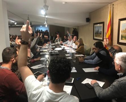 Imatge de la noticia El Consell Comarcal de la Ribera aprova una moció contra el macro abocador de Riba-roja d'Ebre