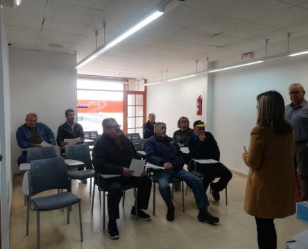 Imatge de la noticia En marxa un nou programa d'ocupació, l'Enfeina't, que permet la reinserció de 7 riberencs al mercat laboral durant un any