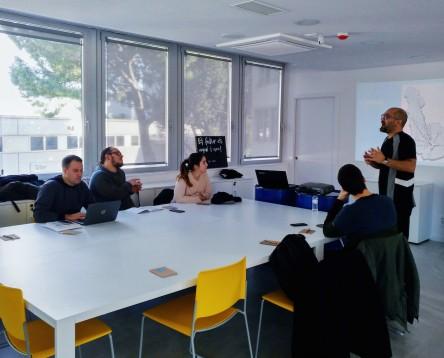 Imatge de la noticia La Ribera d'Ebre impulsa CoEbreLab, un espai d'innovació social, digital i col·laborativa per detectar i abordar reptes amb impacte al territori