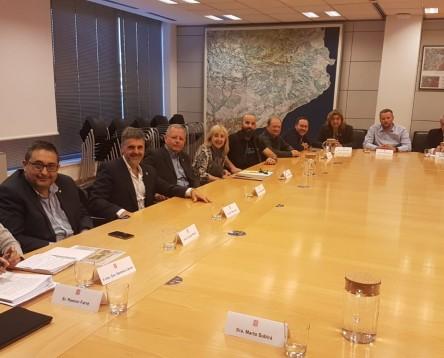 Imatge de la noticia El Govern de la Generalitat i el Consell Comarcal de la Ribera d'Ebre aturen el projecte de l'abocador de Riba-roja