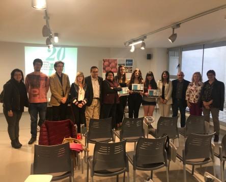 Imatge de la noticia Un treball de recerca sobre la Fira de Móra la Nova, d'Irene Duran, guanya el X Premi de Treball de Recerca de Batxillerat sobre la Ribera d'Ebre