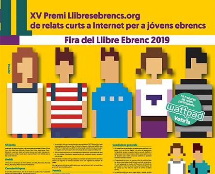 Imatge de la noticia Arriba el XV Premi Llibresebrencs.org, la cita de relats curts a Internet per als joves escriptors