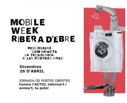Imatge de la noticia L'acreditació ACTIC, protagonista aquest divendres al Mobile Day Ribera d'Ebre d'abril