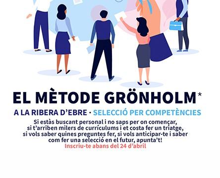 Imatge de la noticia Nova edició del 'Mètode Grönholm a la Ribera', un programa innovador per a la selecció de personal a les empreses