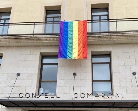Imatge de la noticia El Consell Comarcal continua treballant en la sensibilització davant les orientacions sexuals i identitats de gènere