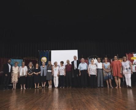 Imatge de la noticia Celebració de la festa de l'àvia comarcal 2019 al municipi d'Ascó