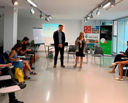 Imatge de la noticia El Consell Comarcal de la Ribera d'Ebre ha acollit una Jornada de Bones Pràctiques en l'Àmbit de la Joventut promoguda per l'Associació Catalana de Professionals de les Polítiques de Joventut (ACPPJ)