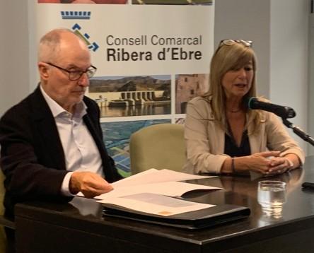 Imatge de la noticia Les mancances de la xarxa viària i els problemes de cobertura de mòbil preocupen els alcaldes de la zona nuclear d'Ascó