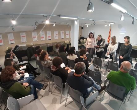 Imatge de la noticia El Consell Comarcal de la Ribera d'Ebre se suma al manifest unitari del Dia Internacional per a l'eliminació de la violència envers les dones