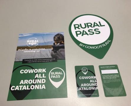 Imatge de la noticia Rural Pass, una nova manera de fomentar el coworking en els entorns rurals de Catalunya