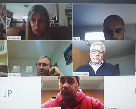 Imatge de la noticia La Diputació de Tarragona adapta el conveni quadriennal amb els consells avançar ajuts socials per fer front al coronavirus