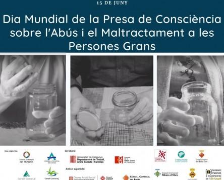 """Imatge de la noticia """"DESTAPA"""" ELS MALTRACTAMENTS A LES PERSONES GRANS"""