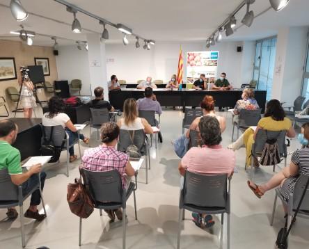 Imatge de la noticia La Ribera d'Ebre demana més autonomia municipal i territorial en la implantació d'instal·lacions d'energies renovables