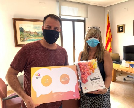 Imatge de la noticia El Consell Comarcal de la Ribera d'Ebre guardonat amb el 'Reconeixement AOC' per l'impuls de l'administració electrònica
