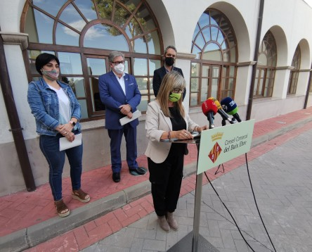 Imatge de la noticia Els consells comarcals ebrencs fan una crida a la ciutadania a limitar al màxim la mobilitat per frenar els contagis de Covid-19