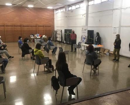 Imatge de la noticia Dotze dones de les Ribera d'Ebre es formaran com a cuidadores de persones dependents
