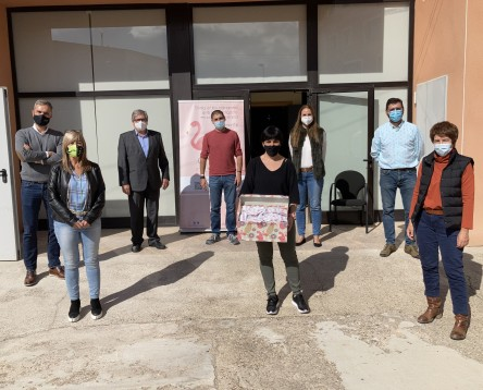 Imatge de la noticia Els consells comarcals de les Terres de l'Ebre donen suport al Projecte Emma en la investigació del càncer de mama