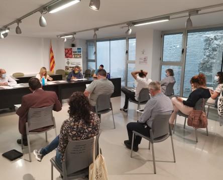 Imatge de la noticia El ple del Consell de la Ribera d'Ebre rebutja la sentència d'inhabilitació del president de la Generalitat