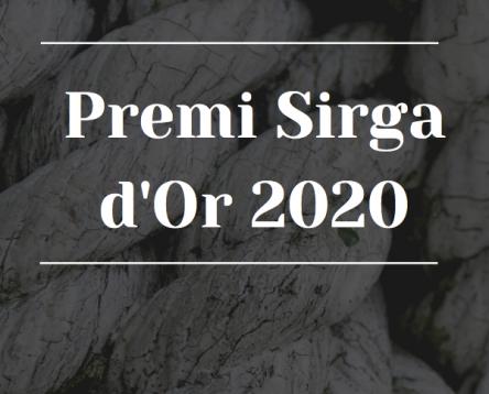 Imatge de la noticia El Centre d'Estudis de la Ribera d'Ebre anuncia els finalistes Sirga d'Or 2020