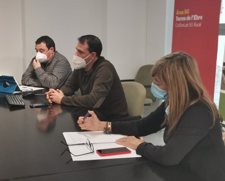 Imatge de la noticia El Consell Comarcal de la Ribera d'Ebre acull la primera jornada de formació 5G per a tècnics municipals