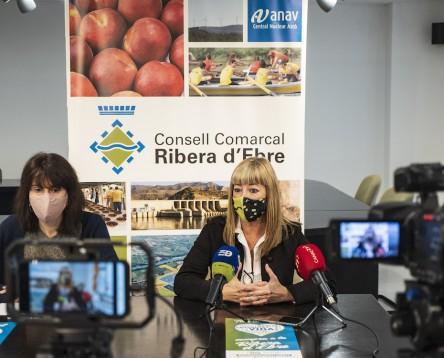 Imatge de la noticia El Consell Comarcal promourà el comerç de proximitat i la marca turística Ribera d'Ebre amb dues noves campanyes