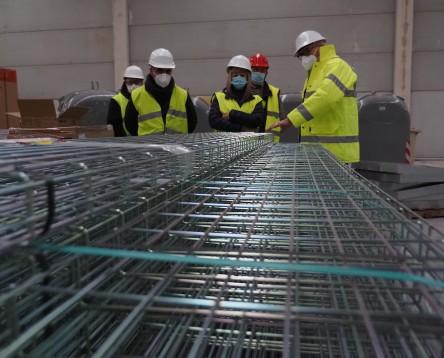 Imatge de la noticia El Consell Comarcal inicia les obres d'adequació de la nau del Polígon del Molló, centre de l'Àrea 5G Terres de l'Ebre