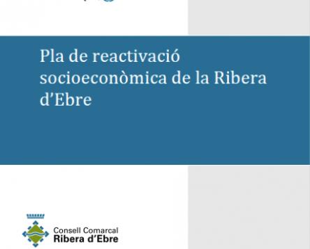 Imatge de la noticia La Ribera d'Ebre posa en marxa el Consell Assessor del Pla de Reactivació Econòmica