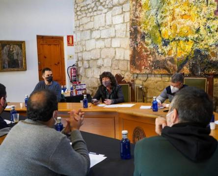 Imatge de la noticia El Consell Comarcal trasllada a Teresa Jordà les preocupacions dels pagesos de l'olivera