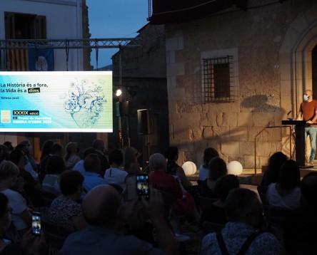 Imatge de la noticia L'escriptor gironí Francesc Duch s'endú el 39è Premi de Narrativa de la Ribera d'Ebre