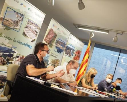Imatge de la noticia El ple del Consell de la Ribera d'Ebre aprova el Pla de Reactivació Socioeconòmica