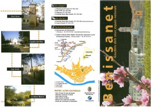 Benissanet - Espais Naturals