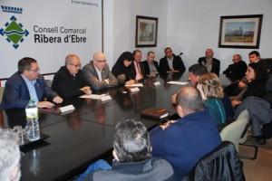 07-12-13web 1 Reunio CCRE conseller Felip Puig1