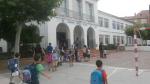 2015_09_14 inici curs escola ribera ebre