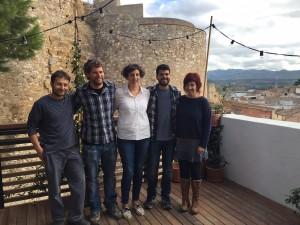 joves productors de vi de la Ribera d'Ebre