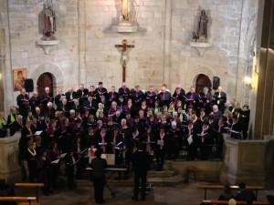 XXIIa Mostra de Cant Coral de la Ribera d'Ebre