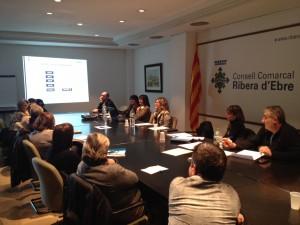 Representants de nou municipis de la comarca i de totes les associacions locals ja formen part del grup de treball.