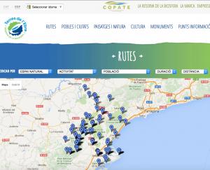 El nou portal ebrebiosfera.org està en català i castellà.