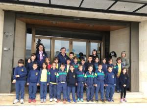 alumnes de 2n curs de Primària