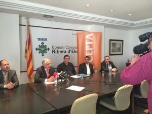Jornades Comarcals de la Ribera d'Ebre 2016
