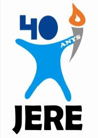 Logo40anys Jocs Esportius Ribera d'Ebre